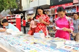 Book street festival opens in HCM City