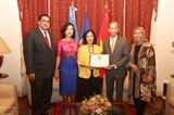 Вьетнам по ротации принял должность председателя комитета по делам АСЕАН в Аргентине