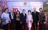В Москве отметили 70-ю годовщину установления дипотношений между Вьетнамом и Россией