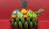 Tet fruit tray indispensible part of Vietnamese culture