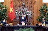 Thủ tướng Nguyễn Xuân Phúc chủ trì cuộc họp phòng chống dịch bệnh do vi rút Corona gây ra