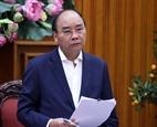 Thủ tướng Nguyễn Xuân Phúc: Chính phủ chấp nhận thiệt hại về kinh tế để bảo vệ tính mạng sức khỏe cho người dân