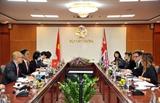 Tuyên bố chung về Quan hệ đối tác chiến lược giữa Việt Nam và Liên hiệp Vương quốc Anh và Bắc Ai-Len