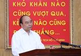 Thủ tướng Nguyễn Xuân Phúc: Nén đau thương tiếp tục hỗ trợ người dân khắc phục hậu quả lũ lụt