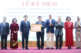 Kỷ niệm 35 năm thành lập Hội Hữu nghị Việt Nam - Đức
