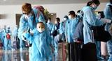 Đưa 340 công dân Việt Nam từ Nauy về nước
