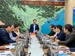 На встрече обсуждается поддержка пострадавших от наводнения районов в центральном регионе