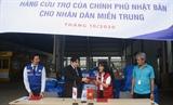 Chính phủ Nhật Bản hỗ trợ tỉnh Thừa Thiên-Huế 50 máy lọc nước và 250 tấm trải nhựa