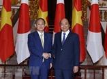 Углубление обширного вьетнамско-японского стратегического партнерства