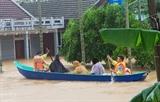 Сбор средств для помощи жертвам исторических наводнений в центральном Вьетнаме