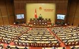 Торжественно открылось 10-е заседание Национального собрания 14-ого созыва
