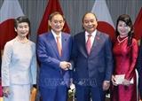 日本のマスメディア、菅首相のベトナム訪問を伝える