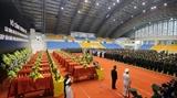 Lễ viếng và truy điệu 22 cán bộ chiến sĩ Đoàn Kinh tế - Quốc phòng 337 hy sinh khi giúp dân khắc phục hậu quả mưa lũ