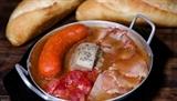 Bánh mỳ chảo Hà Nội