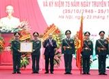 Thủ tướng Nguyễn Xuân Phúc dự Lễ kỷ niệm 75 năm Ngày Truyền thống Tổng cục Tình báo Quốc phòng