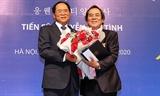 베트남 전직 공무원 유네스코 세종대왕 문해상 수상