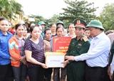 Thủ tướng Chính phủ Nguyễn Xuân Phúc: Tạo điều kiện thuận lợi cho các hoạt động tài trợ nhân dân vùng lũ