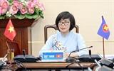 Старшие должностные лица АСЕАН собрались онлайн на 16-е заседание