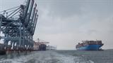 Ba Ria - Vung Tau ស្វាគមន៍កប៉ាល់ដឹកកុងតឺន័រ Margrethe Maersk ដែលធំជាងគេលើពិភពលោក