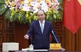 Thủ tướng Nguyễn Xuân Phúc tiếp Hội Quy hoạch Phát triển đô thị Việt Nam