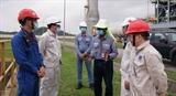 PVN 제9호 태풍을 주동적으로 최대하게 대비 및 대응