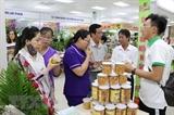 Выставка-ярмарка ОООП прошла в Лаокай