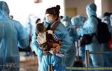 На утро 28 октября Вьетнам не зафиксировал новых импортированных случаев COVID-19 в обществе