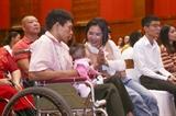 Hiện thực hóa giấc mơ làm đám cưới cho hơn 60 cặp đôi khuyết tật