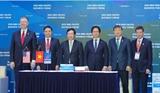 PV GAS và Tập đoàn AES ký Thoả thuận các điều khoản chính của Hợp đồng liên doanh dự án kho cảng LNG Sơn Mỹ