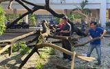 Đà Nẵng khẩn trương hỗ trợ người dân vệ sinh môi trường