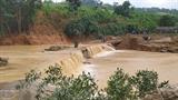 В Куангнаме ведутся спасательные операции по поиску пострадавших от оползня