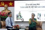 Ra mắt trang web lưu giữ hơn 2.000 kí họa Chân dung Mẹ Việt Nam Anh hùng