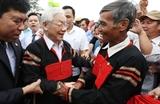 越南祖国阵线促进国家发展