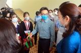 Phó Thủ tướng Chính phủ Vũ Đức Đam kiểm tra công tác phòng chống dịch tại tỉnh Quảng Ninh