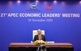 Tầm nhìn APEC đến năm 2040- Dấu mốc mới định hướng tương lai APEC và khu vực châu Á- Thái Bình Dương