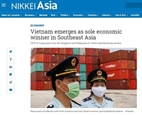 Nikkei Asia ចាត់ទុកវៀតណាមជារឿងជោគជ័យផ្នែកសេដ្ឋកិច្ចតែមួយគត់របស់អាស៊ីអាគ្នេយ៍ក្នុង យុគសម័យ នៃកូវីដ-១៩