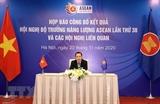 АСЕАН обсуждают будущее устойчивой энергетики