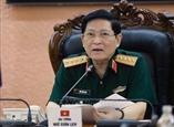 Министр обороны Нго Суан Лить принял советника по национальной безопасности США Роберта О Брайена