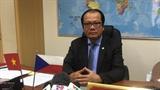 Первый прямой рейс по возвращению вьетнамских граждан из Чехии на Родину