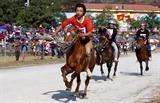 Lần đầu tiên Bắc Hà (Lào Cai) tổ chức Lễ hội mùa đông Vũ điệu cao nguyên trắng