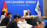 ທ່ານນາຍົກລັດຖະມົນຕີ ຫວຽດນາມຫງວຽນຊວັນຟຸກ ເຂົ້າຮ່ວມກອງປະຊຸມສຸດຍອດ G20 ທາງອອນລາຍ