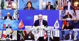 Премьер-министр принял участие в сессии чтобы обсудить построение устойчивого инклюзивного будущего