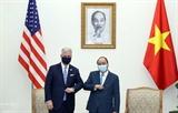 Вьетнамско-американские отношения достигли всеобъемлющего и существенного развития