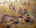 Họa sĩ Mộng Bích với những tác phẩm Đi giữa hai thế kỷ