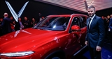 Vinfast - a leading Vietnamese auto brand