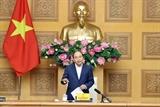 Премьер-министр провел рабочую встречу с представителями текстильно-швейной кожевенно-обувной отраслями промышленности