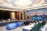Hội nghị Tư lệnh Lục quân các nước ASEAN lần thứ 21 theo hình thức trực tuyến