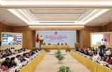 Thủ tướng Nguyễn Xuân Phúc: Khắc phục các điểm yếu trong công tác phối hợp xây dựng pháp luật