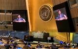 제 75차 유엔총회 아세안-유엔 협력 관련 결의 통과