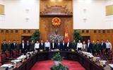 Thủ tướng Nguyễn Xuân Phúc chủ trì phiên họp đầu tiên của Ban Chỉ đạo An ninh mạng quốc gia